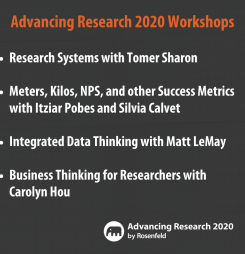 Add one of four full-day workshops to your conference ticket!