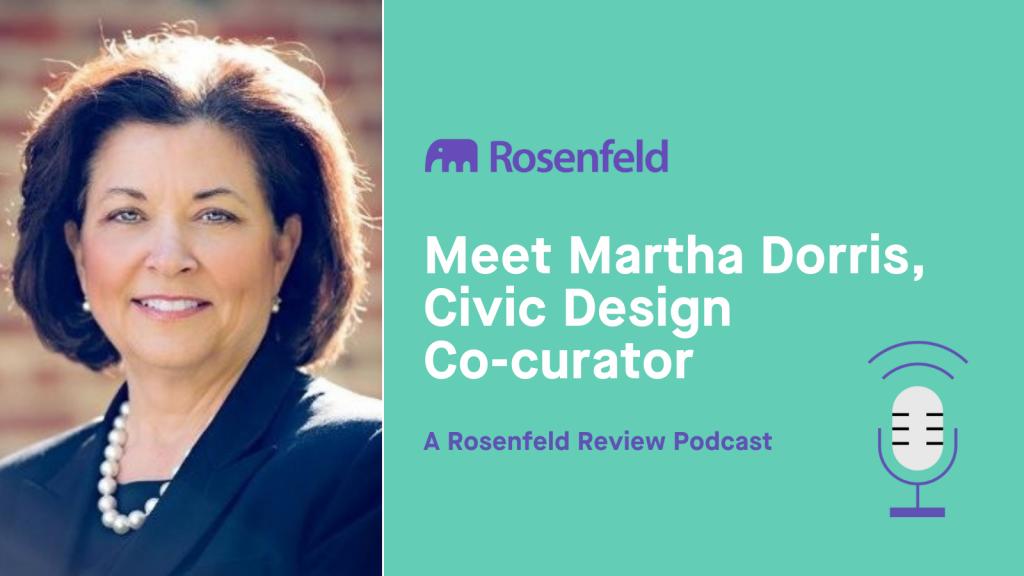 Meet Martha Dorris, Civic Design Co-curator
