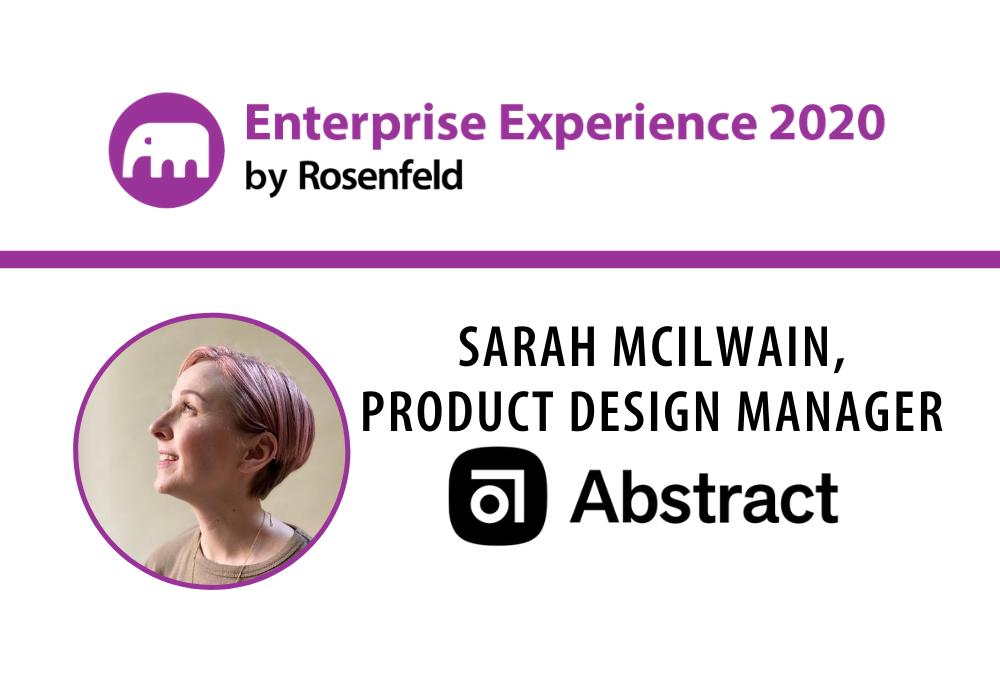 Sarah McIlwain, Product Design Manager