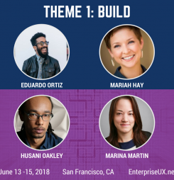 Building UX within the enterprise