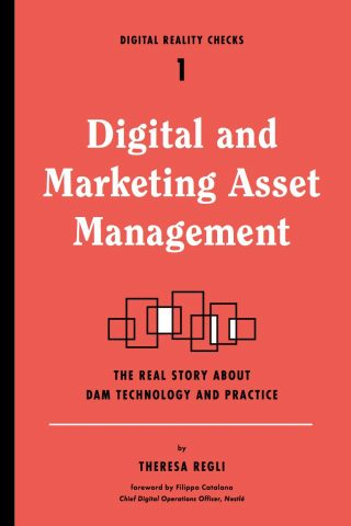 Digital and Marketing Asset Management Cover
