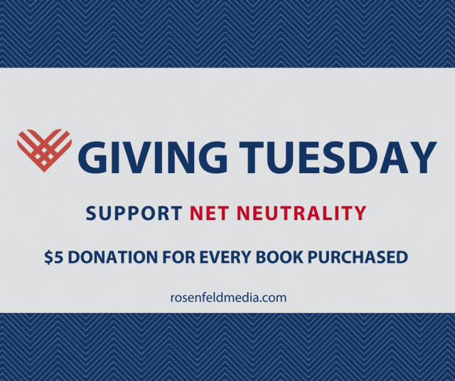 giving tuesday - net neutrality