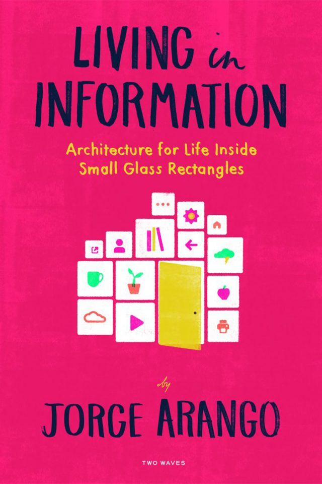 Living in Information Cover