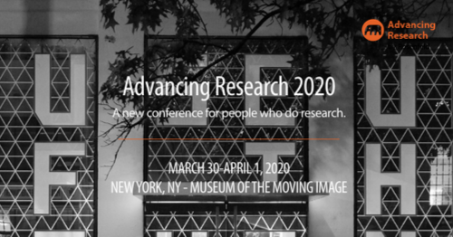 Virtual Conference – Advancing Research 2020