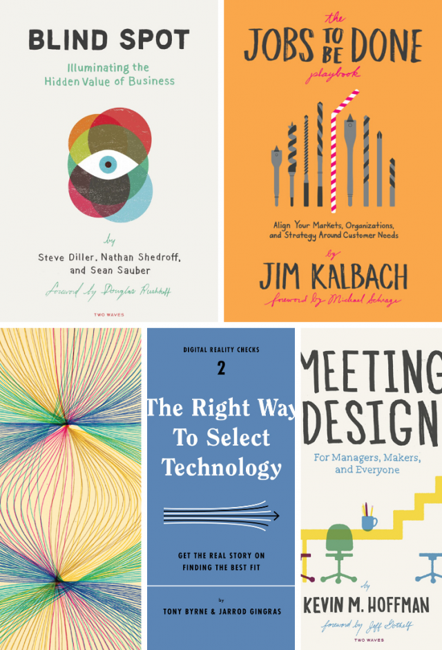 Business + User Experience Book Bundle Cover