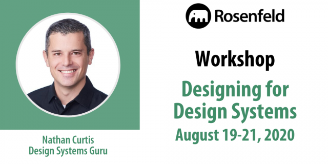 Workshop: Designing for Design Systems