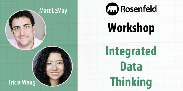 Workshop — Integrated Data Thinking