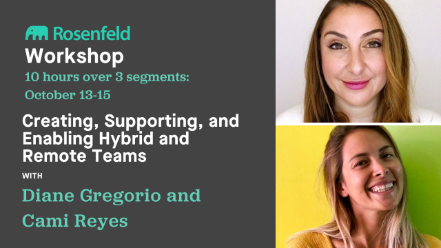 Workshop: Creating, Supporting, and Enabling Hybrid and Remote Teams